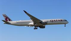A7-ANA Airbus A350-1041 Qatar Airways (R.K.C. Photography) Tags: a7ana airbus a350 a3501041 qatarairways qr qtr aircraft airliners aviation londonheathrowairport london england unitedkingdom uk lhr egll qr1 canoneos100d
