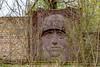 Wünsdorf Walstadt- the saddest soldier in the world (Under The Dust) Tags: caserne kasern urbex ruin ddr communism soviet union hausderoffiziere