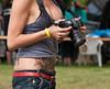 Eclipse Festival (ValterB) Tags: 2009 valterb valter nikond90 nikon nikkor sexy girl camera tattoo green woman girls female body curves