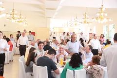 Isabel Meirelles no almoço evocativo do 44º aniversário do PSD
