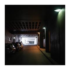 23447096823452136 (Melissen-Ghost) Tags: fujifilm x100f classic chrome film simulation color street photography germany deutschland university universität regensburg ratisbon bauhaus architecture artificial light grain people