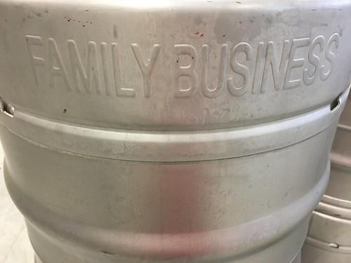 Family Business Keg