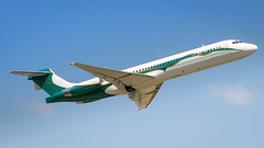 McDonnell Douglas MD-87 VP-CTF AMAC Aerospace (William Musculus) Tags: airport spotting basel mulhouse freiburg euroairport eap bsl mlh flughafen lfsb vpctf amac aerospace mcdonnell douglas md87 dc987