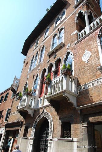 Венеція Вікна, балкони, фасади, дахи InterNetri Venezia 0041