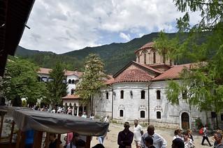 Bachkovski monastery  Rodopi mountain _DSC0364