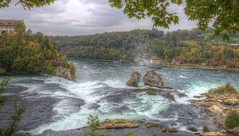 Breathtaking (blavandmaster) Tags: waterfall 6d clouds himmel rheinfall countryside landschaft 2016 nature ciel suisse schaffhausen wolken hemel 24105 christiankortum flus schweiz rivière lumière lys chutesdurhin water schlosslaufen himlen colours river rhin interesting switzerland rijn eos6d kleuren rhein nuages sky lyng