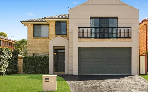 18 Harrington Avenue, Castle Hill NSW