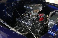 1955 Ford F100 POWER (bballchico) Tags: 1955 ford f100 pickuptruck carshow northwestrodarama engine