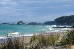 North Head Beach (335semi) Tags: australia nsw nationalpark np national park murramarang northhead camping beach fuji fujixt2
