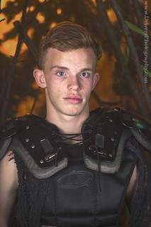 "Earin Kerwood in ""Future Trooper"" | Photographer | Nashville | Model | Actor | Headshots | Senior"
