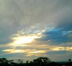 end of the day... Brazil (Ame Ch.) Tags: sunset sun sky dusk paisagem céu entardecer