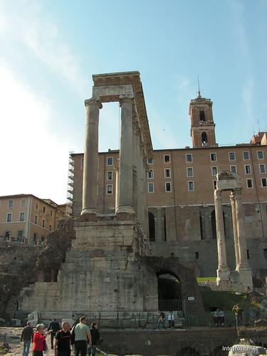 Римський форум, Рим, Італія InterNetri Italy 530