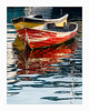 Lazy Mornings (Dave Fieldhouse Photography) Tags: cornwall cornwalllife mevagissey harbour boats rowingboats colours reflections portrait seaside coastal colourful water ocean sea contrast fuji fujifilm fujixt2 wwwdavefieldhousephotographycom springtime spring hightide mirrorless april picture print image photograph travel