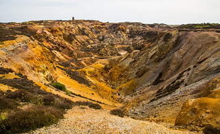 Parys Mountain copper mine