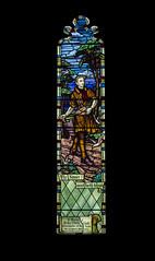The Sower (badger_beard) Tags: linton mary virgin church cambridgeshire cambs south cambridge haverhill