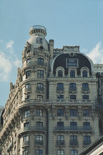 New York City - New York - Upper West Side Manhattan - Ansonia Luxury Hotel
