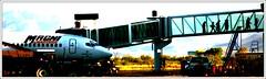 CUU CHIHUAHUA MEXICO (- Nahum -) Tags: sunset chihuahua color airplane mexico airport yo colores mexicanos aeropuerto tone nahum cuu chiwas tonos mexicomexico chihuahuamexico ordoez ahchihuahua chihuahuenses nahumordoez nahumordoeztalavera
