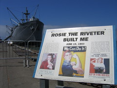 Rosie The Riveter Built Me