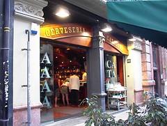 Cerveseria catalana (Jack Muckto) Tags: barcelona bar tapas cervecera catalana cerveseria