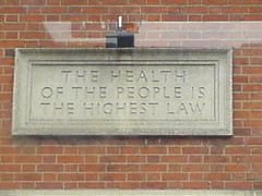 the health of the people is the highest law
