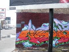 LABRAT of Cermak (Señor Codo) Tags: chicago graffiti labrat chicagograffiti codophoto