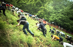 219115920 395d06a14c m Cheese rolling: Not for the faint hearted