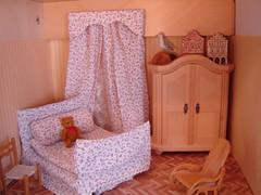Victorian curtains (Anna Amnell) Tags: toys miniatures miniatura dollhouse dollshouse munecas puppenhaus nukkekoti nukketalo nukkekodinikkunaverhotjakappa victoriancurtains