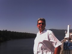 Steven on Ferry