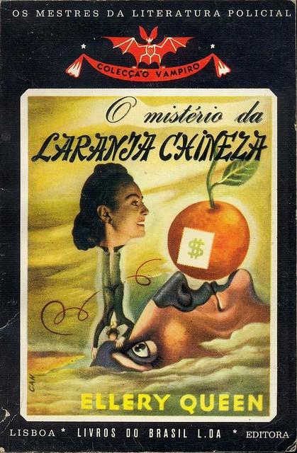 Cândido Costa Pinto, O Mistério da Laranja Chinesa, 1940s