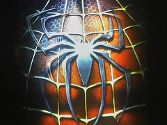 Spiderman 3 promo poster