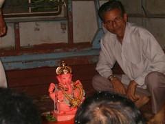Ganpati 020 (santhoshamin) Tags: ganpati saifs