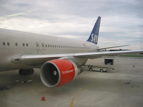Scandinavian Airlines System: Destinos y costos