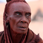 Ohma - the inofficial chief of the Himba Village
