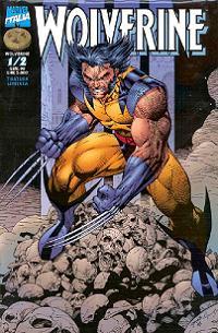 Jim Lee Wolverine