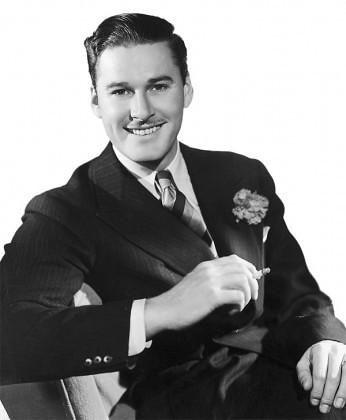 Young Errol Flynn by rodridge119.