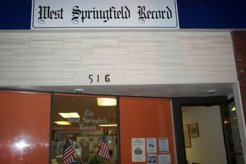 THE WEST SPRINGFIELD RECORD