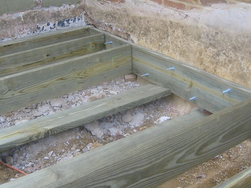 foundation - frame