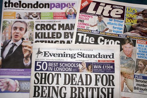 London Newspapers