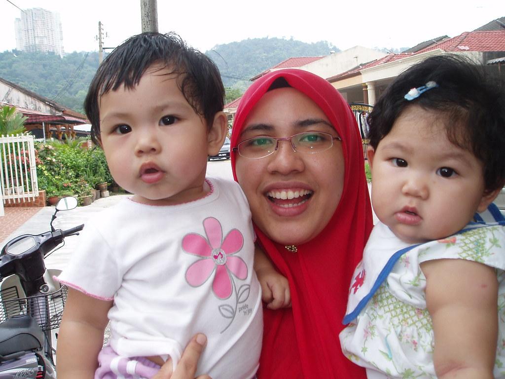 Iman and dania