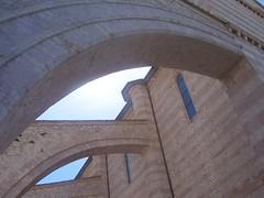 Archi (dadanix) Tags: church chiesa assisi schiara