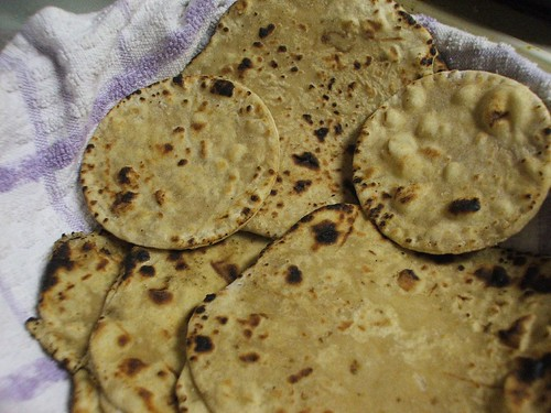 quick and easy recipe rotis
