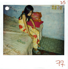 (Swatt) Tags: polaroid cambodia child holly continuity brothel svaypak