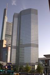 European Central Bank (rjek) Tags: holiday frankfurt ecb