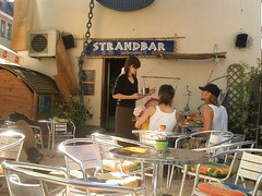 Strandbar am Café Laden