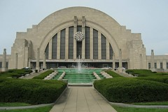 Cincinnati: Union Terminal - by wallyg
