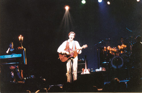 The Triffids at the Enmore Theatre, Sydney