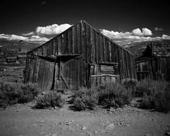 . (magnusw) Tags: california bw mediumformat fuji velvia ghosttown bodie 6x7 deserted 80mm mamiya7 iso50