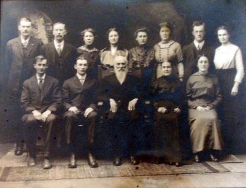 Isaac Fall Family