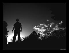 Eternal life (alonsodr) Tags: bw silhouette backlight contraluz sevilla topf50 nikon bravo quality 100v10f bn 500v50f silueta alonso santiponce itlica alonsodr 123bw abigfave