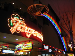 Fitzgeralds Hotel and Casino, Fremont Street, Las Vegas